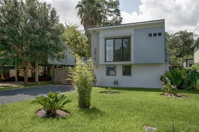 League City Single Family Home For Sale: 2815 Oak Road