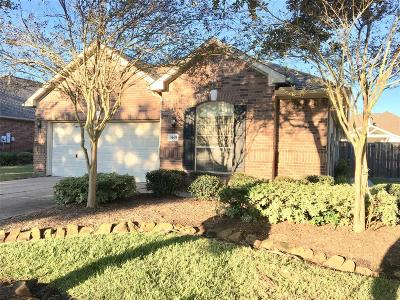 Pearland Single Family Home For Sale: 1405 Capri Place Lane