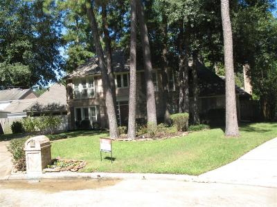 Houston Single Family Home For Sale: 5106 Westerham Place