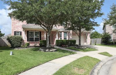League City TX Single Family Home For Sale: $365,000