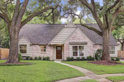 Houston Single Family Home For Sale: 12451 Pinerock Lane