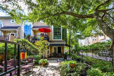 Houston Condo/Townhouse For Sale: 5135 Feagan Street