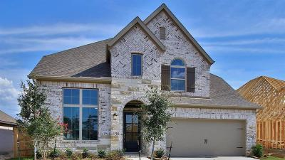 Tomball Single Family Home For Sale: 9427 Mont Ellie Lane