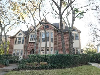 Sugar Land Single Family Home For Sale: 1726 Forestlake Drive