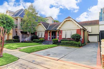 River Oaks Single Family Home For Sale: 2302 Avalon Place