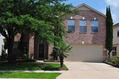 Single Family Home For Sale: 15418 Blue Morning Drive