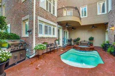 Houston Condo/Townhouse For Sale: 54a Bayou Pointe Drive #A