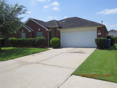 Houston TX Single Family Home For Sale: $205,000