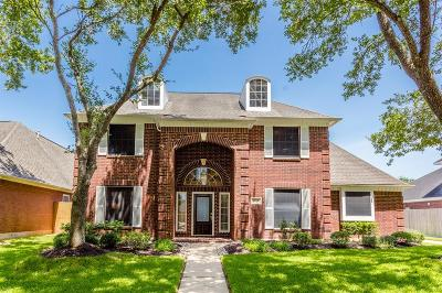Sugar Land Single Family Home For Sale: 1819 High Gate Court