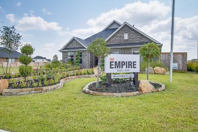 Hockley Single Family Home For Sale: 31219 Gulf Cypress Lane