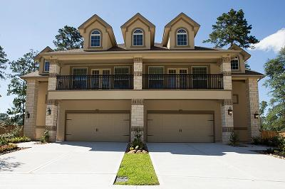 Conroe Condo/Townhouse For Sale: 144 Skybranch Court