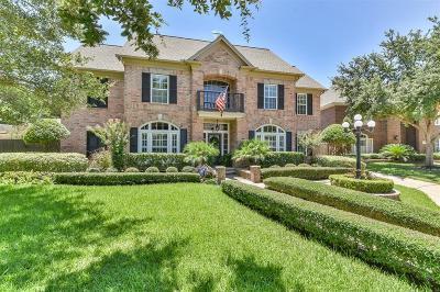 Cypress Single Family Home For Sale: 15611 Wildwood Run