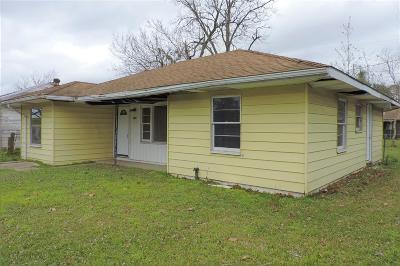 Pasadena Single Family Home For Sale: 1404 W Harris Avenue