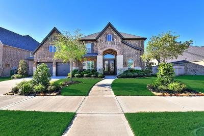Fulshear Single Family Home For Sale: 27511 Llano Meadows