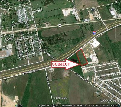Sealy Residential Lots & Land For Sale: 0000 Outlet Center Drive