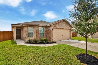 Texas City Single Family Home For Sale: 2220 Starboard Sail Drive