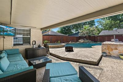 Houston Single Family Home For Sale: 2206 Brooktree Drive
