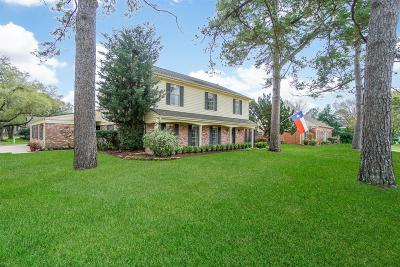 Katy Single Family Home For Sale: 603 Houghton Road