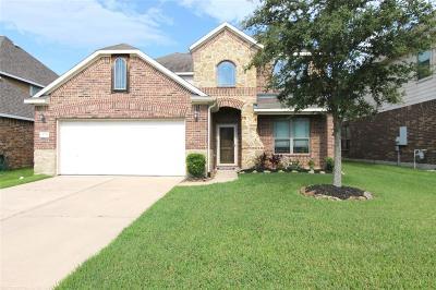 Deer Park Single Family Home For Sale: 4419 Graceland Drive