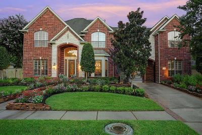 Friendswood Single Family Home For Sale: 208 Salmon Creek Lane
