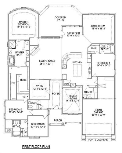Single Family Home For Sale: 5706 Crockett Creek