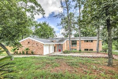 Conroe Single Family Home For Sale: 417 Brook Hollow Drive