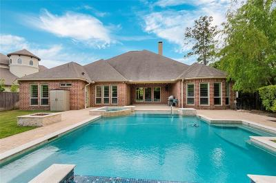 The Woodlands Single Family Home For Sale: 10 Yarbrough Bend Court