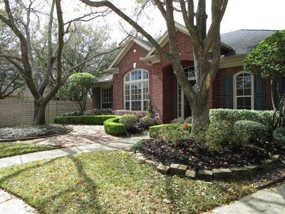 Houston TX Single Family Home For Sale: $285,000