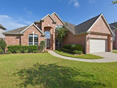 Tomball TX Single Family Home For Sale: $355,000