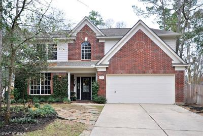 The Woodlands Single Family Home For Sale: 31 Windfern Place