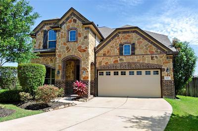 Katy Single Family Home For Sale: 4803 Sequoia Park Lane