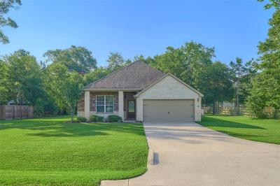 Conroe Single Family Home For Sale: 9130 Red Stag Lane