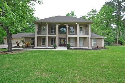 Kingwood Single Family Home For Sale: 1106 Southern Hills Road