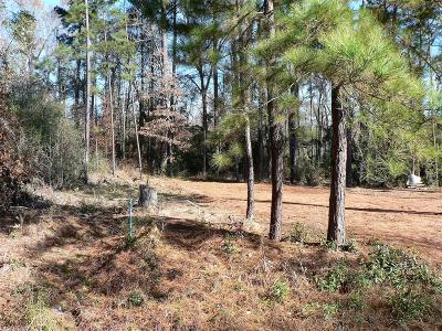 Willis Residential Lots & Land For Sale: Lot 17 Tom Sawyer