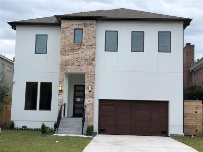 Bellaire Single Family Home For Sale: 4825 Jessamine Street