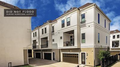 Upper Kirby Single Family Home For Sale: 2311b Richton Street
