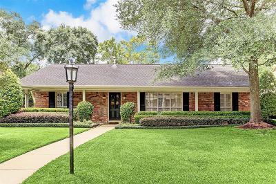 Houston Single Family Home For Sale: 6213 Cedar Creek