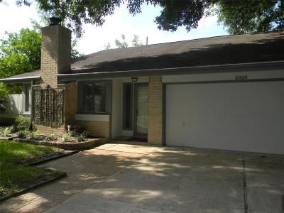 Sugar Land Single Family Home For Sale: 3330 Pecan Point Drive