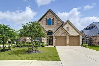 Fulshear Single Family Home For Sale: 27130 Cross Pointe Court
