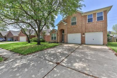 Cinco Ranch Single Family Home For Sale: 6322 Townsgate Circle