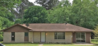 Trinity County Single Family Home For Sale: 6470 Hwy 356