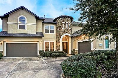 Katy Single Family Home For Sale: 4106 Waverly Key Court