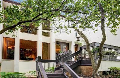 Houston Condo/Townhouse For Sale: 45 Briar Hollow Lane #11