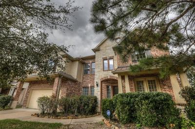 Fort Bend County Single Family Home For Sale: 26706 Whitetail Springs Court