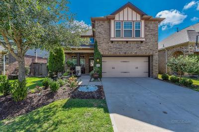 Katy Single Family Home For Sale: 4931 Ginger Bluff Trail