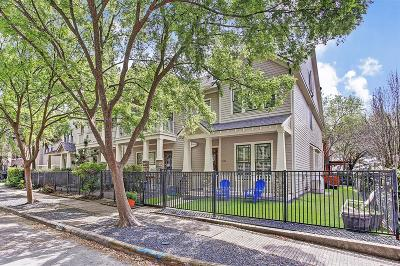 Houston Condo/Townhouse For Sale: 1143 Louise Street