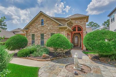 Montgomery Single Family Home For Sale: 1120 Looking Glass Boulevard