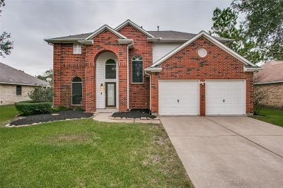 Pearland Single Family Home For Sale: 1805 Oak Lodge Drive