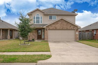Single Family Home For Sale: 10902 Barker View Drive