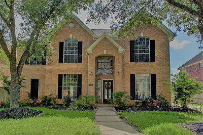 Sugar Land Single Family Home For Sale: 1514 Briarbend Drive